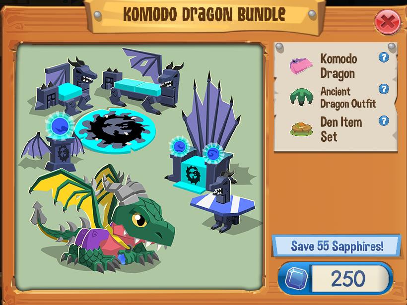 Komodo Dragon Bundle | Play Wild Wiki | FANDOM powered by Wikia