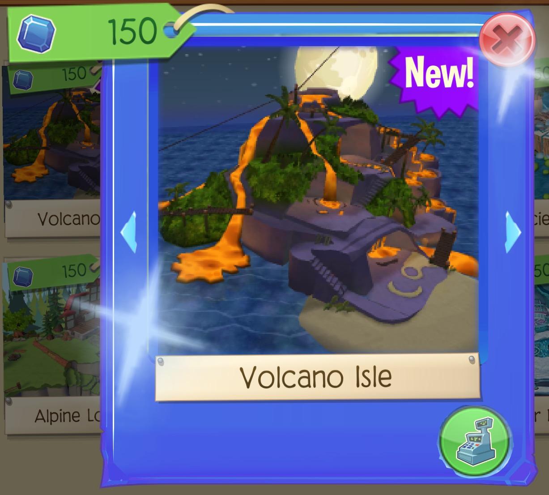 Volcano Isle | Play Wild Wiki | FANDOM powered by Wikia