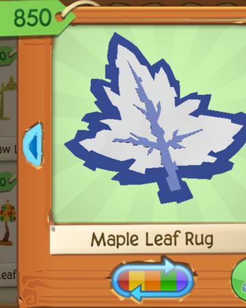 Maple Leaf Rug Play Wild Wiki Fandom