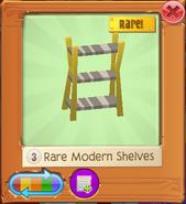 Raremodernshelves