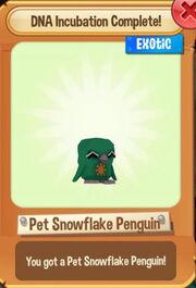 S penguin