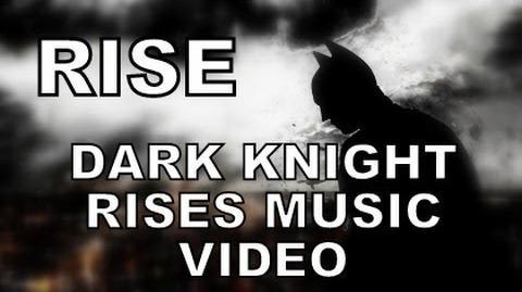 RISE - Dark Knight Rises Song (Full music video)