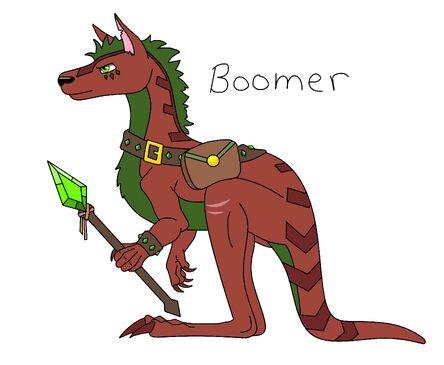 Slave boomer
