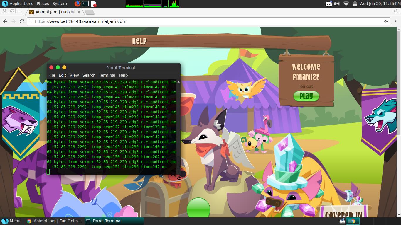 hacking animal jam