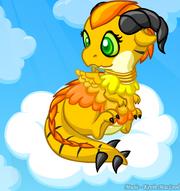 Fyra the Fire Dragon