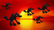 Animal Jam The Story Of The Lost Jammer By Fingman & Friends Decompose1 Sunset