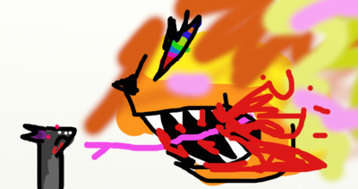 OMG KAWAII FIREBALL!!