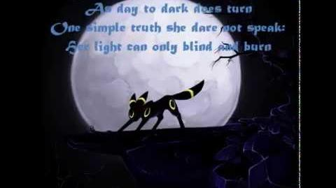 Umbreon-Daylight's End Lyrics