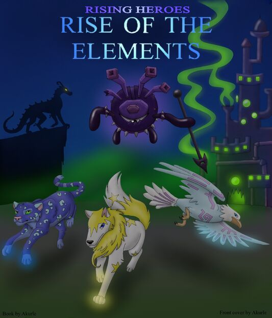 Rise of the elements cover sky