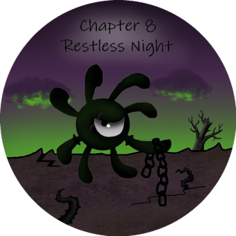 Chapt 8 restless
