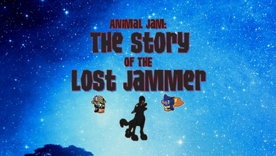 Animal Jam The Story Of The Lost Jammer By Fingman & Friends Decompose1