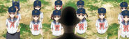 Anime upotte Galil Sako SAR21 SR88 CETME Modelo L FARA 83 Steyr AUG Rei M16 AR18 FN FNC Garand sensei