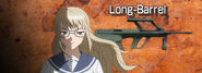Anime upotte Steyr AUG long barrel