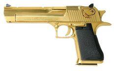 Gold Plated Deagle Brand Deagle