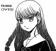 Manga FAMAS vol 5 afterword