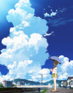 Anime upotte L85 pensive