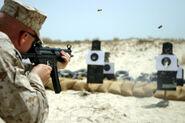 MP5 training