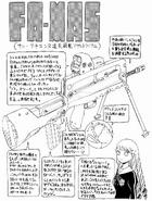 Manga famas notes