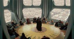 Jedi Council Chambers