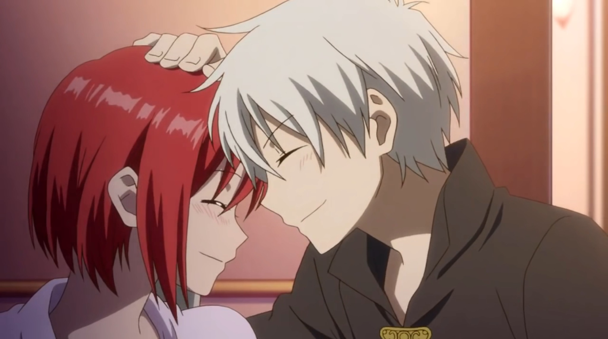 Zen X Shirayuki Snow White With The Red Hair 2048