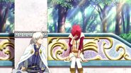 Shirayuki admits her feelings to Zen S1E11