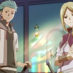 Mitsuhide and Kiki
