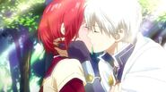 Zen and Shirayki Kiss Ep 11
