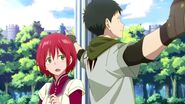 Obi tells Shirayuki to run S1E11