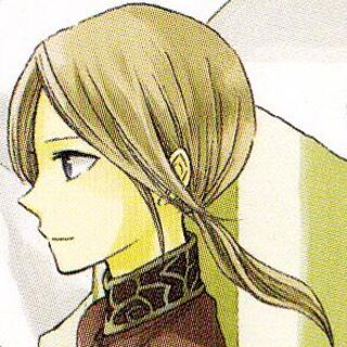 Kiki appearing on a manga cover.