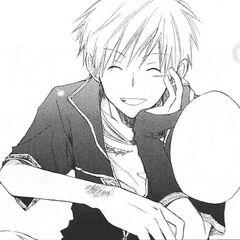 Zen accepts care from Shirayuki.