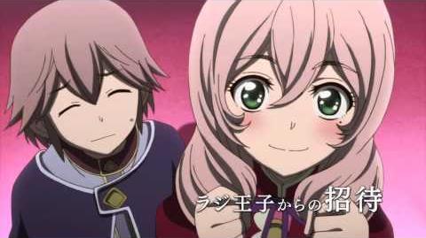 Akagami no Shirayuki-hime TV-2. Трейлер