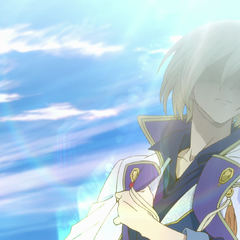 Prince Izana's first appearance.