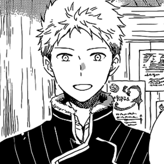Mitsuhide in his gambeson