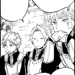 Possible image of this knight years ago when Kiki became Zen's aide (left). (<a href=