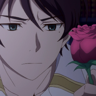 Raji pondering about his. relationship with Shirayuki.