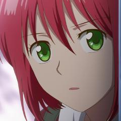 Shirayuki overhears she is no longer welcome at the palace.