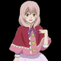 Rona's anime concept art.
