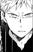 Angry Mitsuhide