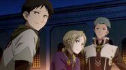 Mitsuhide, Obi & Kiki S1E12