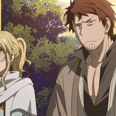 Kazuki listens as Mukaze and Shirayuki are finally reunited.
