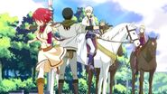 Shirayuki Runs Away S1E11
