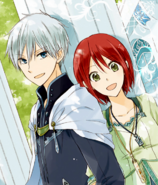 Zen shirayuki chapter28