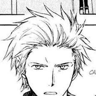 Haruka in the manga.