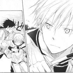 Zen beats up Mihaya.