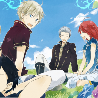 Mitsuhide and friends on the <a href=