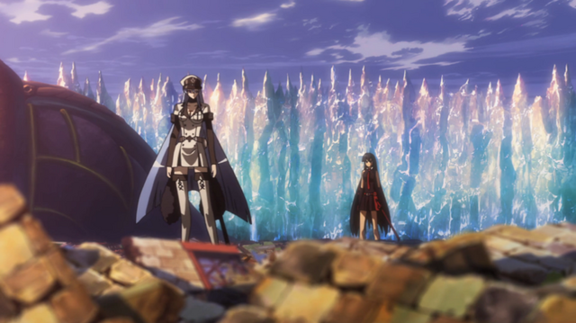 File:Akame-ga-kill-s1e24-Esdeath-Akame-ice-enclosure.png