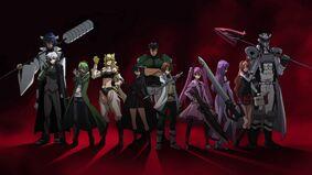 Night-raid-members