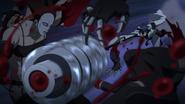 Susanoo's Rotating Blades