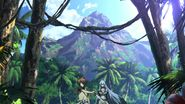 Esdeath and Tatsumi explore