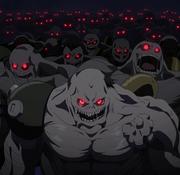 Bestias Humanoides